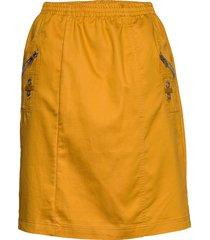 sc-akila kort kjol gul soyaconcept