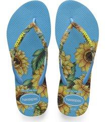 sandalias havaianas slim sensation