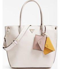 torba na ramię z charmsem w kształcie portmonetki model kirby