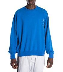 to create oversized sweatshirt