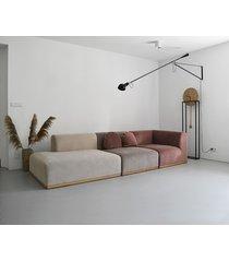 sofa modułowa aliko/ moduł a03+a01+c04