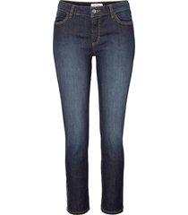 jeans elasticizzato 7/8 (nero) - john baner jeanswear