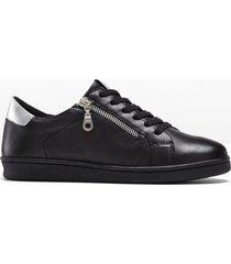 sneaker comode in pelle (nero) - bpc selection