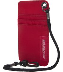 manhattan portage city tech id case