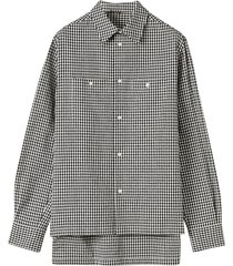 loewe military pocket shirt