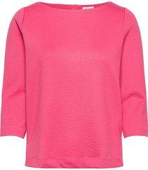 t-shirt long-sleeve t-shirts & tops long-sleeved roze gerry weber