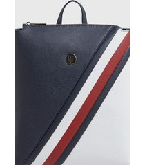 mochila th core backpack azul tommy hilfiger