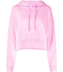 msgm hoodie sweatshirt