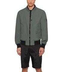 boss men's carsor water-repellent jacket