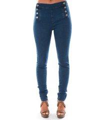 skinny jeans dress code jean demin avenue 15hp006-2