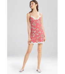 primrose- the girlfriend chemise, women's, red, size xs, josie