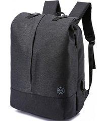 mochila antirrobo ma147 gris oscuro lhotse