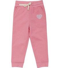 pantalon buzo beba i rosado corona