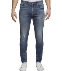 jeans skinny ck azul oscuro calvin klein