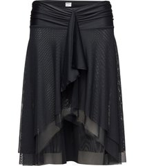 swim beach skirt/dress kjol beach svart wiki