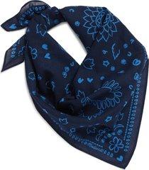 madewell bandana in songbird blue at nordstrom