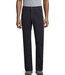 the graduate tailored-leg straight jeans