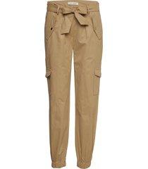 pants pantalon met rechte pijpen beige sofie schnoor