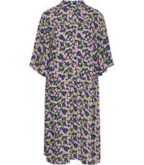 henri dress knälång klänning multi/mönstrad nué notes