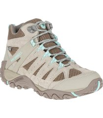 botin accentor 2 vent mid taupe merrell