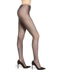 women's gucci metallic tights