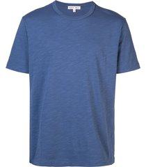 alex mill standard slub t-shirt - blue