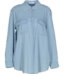 equipment denim shirts