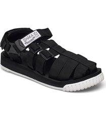 hiker shoes summer shoes sandals svart shaka