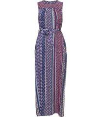 dresses light woven maxiklänning festklänning blå esprit casual
