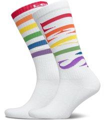 levis vintage cut pride sock 2p underwear socks regular socks vit levi´s