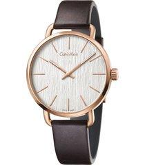 reloj calvin klein para hombre - even  k7b216g6
