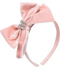 monnalisa girl pink headband