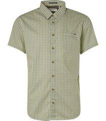 no excess overhemd 050 green