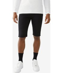 men's ricky straight fit shorts with back flap pockets