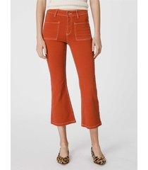 jean rojo wanama petite rose jeans