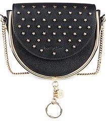 mara leather crossbody bag