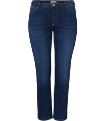 regular fit jeans donkerblauwe
