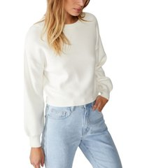 cotton on chloe crew luxe pullover
