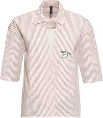camicia a righe (bianco) - rainbow