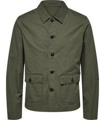 jacket biologisch katoen