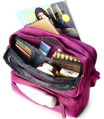 ekphero unisex borsa a tracolla multifunzionale con grande capacità all'aperto
