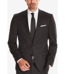 boss men's slim-fit super 120 italian virgin wool sport coat