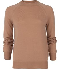 camel long sleeve pullover