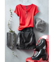 maglia a costine (rosso) - rainbow