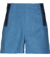 chinti and parker denim shorts