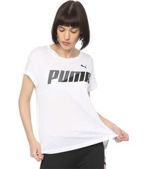 camiseta - blanco - puma - ref : 58007502