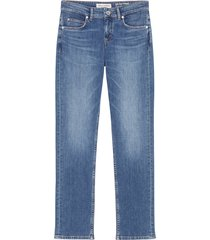alby straight jeans