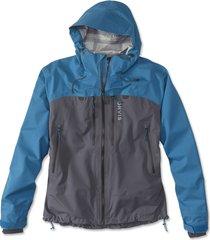 men's ultralight wading jacket, evening blue, xx large