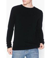 les deux cashmerino knitwear tröjor black