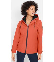 3-in-1 outdoor jas, binnenjas van fleece